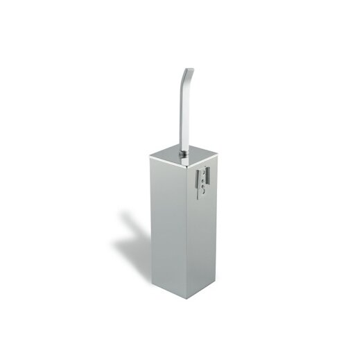 Stilhaus by Nameeks Fluid Wall MountedToilet Brush and Holder