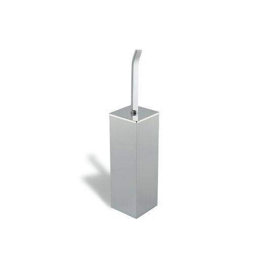 Stilhaus by Nameeks Fluid Free Standing Toilet Brush and Holder