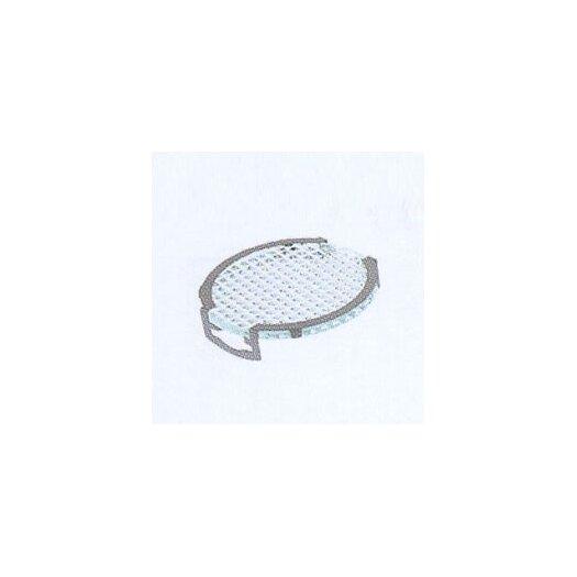 LBL Lighting Lens Single Clip Grid Diffuser in Black