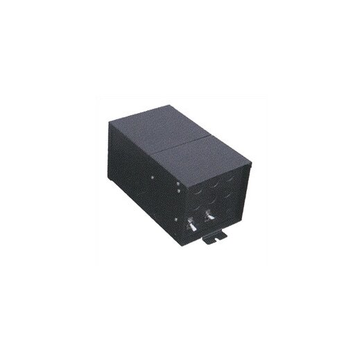 LBL Lighting 600W Remote Magnetic Transformer for 2-Circuit Monorail