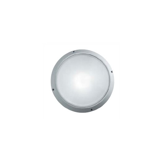 LBL Lighting SuperDelta 1 Light Flush Mount