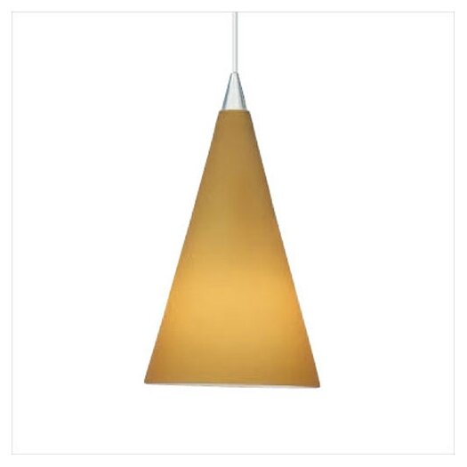 LBL Lighting Cone III 1 Light Mini Pendant