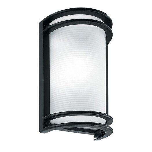 LBL Lighting Nikko 1 Light Outdoor Flush Mount