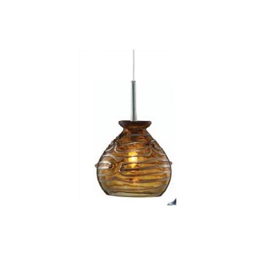 LBL Lighting Gelato 1 Light Mini Pendant