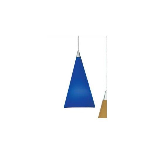 LBL Lighting Cone III 1 Light Pendant