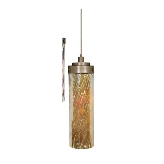 LBL Lighting Max 1 Light Pendant