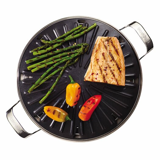"Circulon 12"" Stove top Non-Stick Grill"