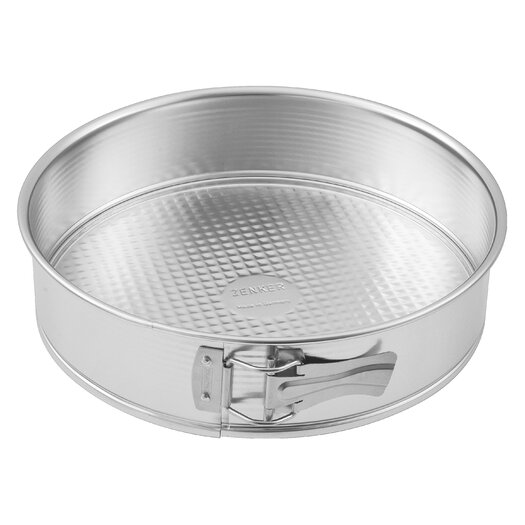 "Frieling Zenker Bakeware by Frieling 10"" Tin-Plated Steel Springform Pan"