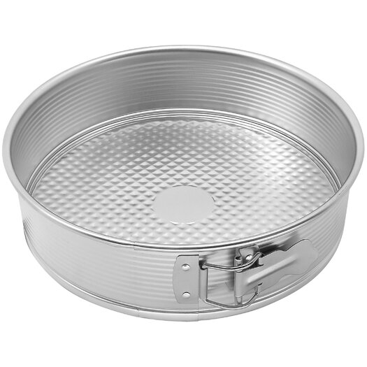 "Frieling Zenker Bakeware by Frieling 11"" Tin-Plated Steel Springform Pan"