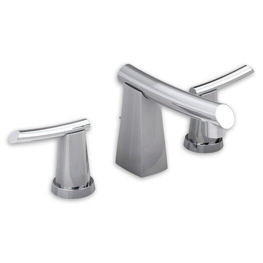 American Standard Green Tea Widespread Bathroom Sink Faucet with Double Lever Handles