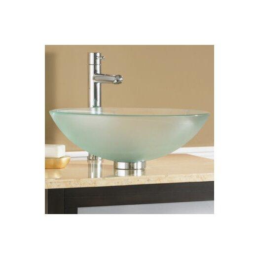 American Standard Dorian Glass Vessel Bathroom Sink