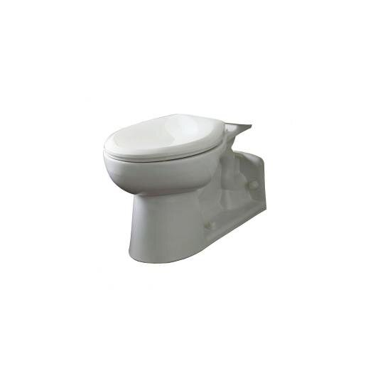 American Standard High 1.1 GPF / 1.6 GPF Elongated Toilet Bowl Only