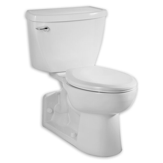 High 1.1 GPF / 1.6 GPF Elongated Toilet Bowl Only Product Photo
