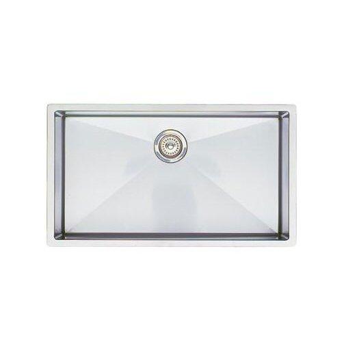 """Blanco Precision 32"""" x 18"""" Super Single Bowl Kitchen Sink"""