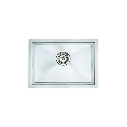"""Blanco Precision 22"""" x 18"""" Single Bowl Kitchen Sink"""