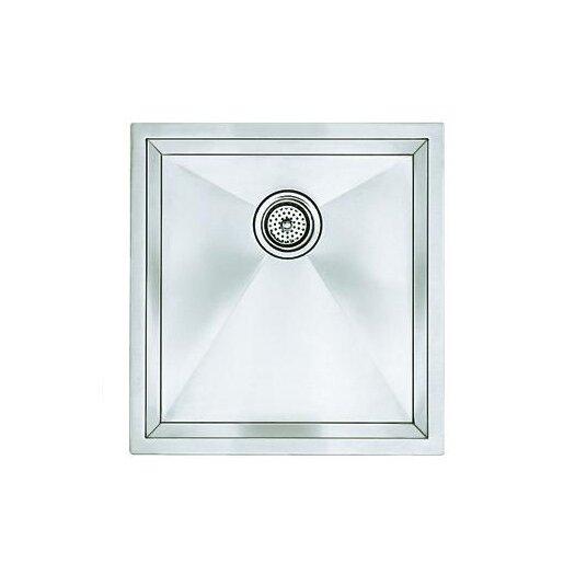 """Blanco Precision 19"""" x 18"""" Large Single Bowl Kitchen Sink"""