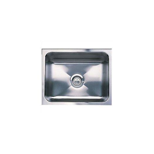 """Blanco Magnum 21"""" x 18"""" Single Bowl Undermount Kitchen Sink"""