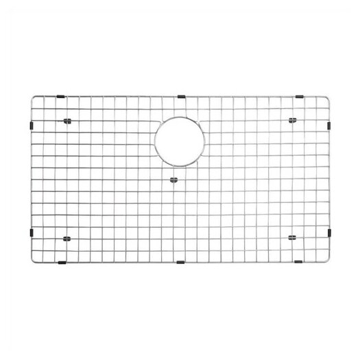 "Schon 30"" x 17"" Sink Grid for Single Bowl Sink"
