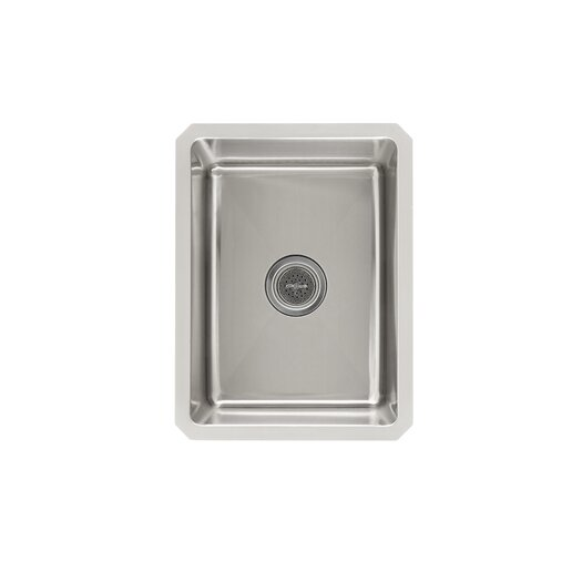 Schon Single Bowl Zero Radius Bar Sink
