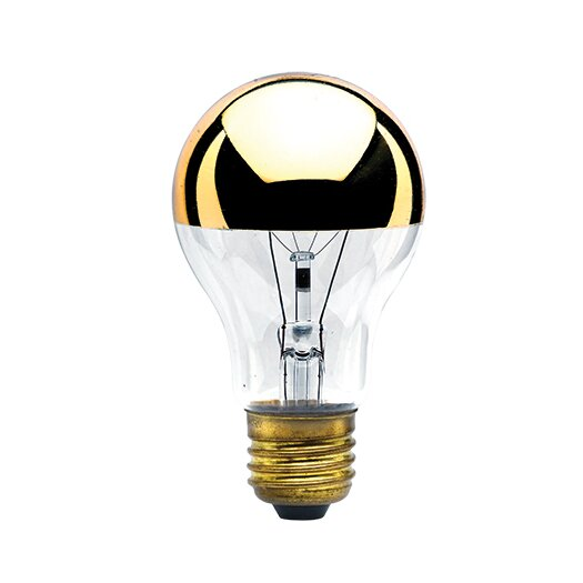 Bulbrite Industries 60W Colored Incandescent Light Bulb