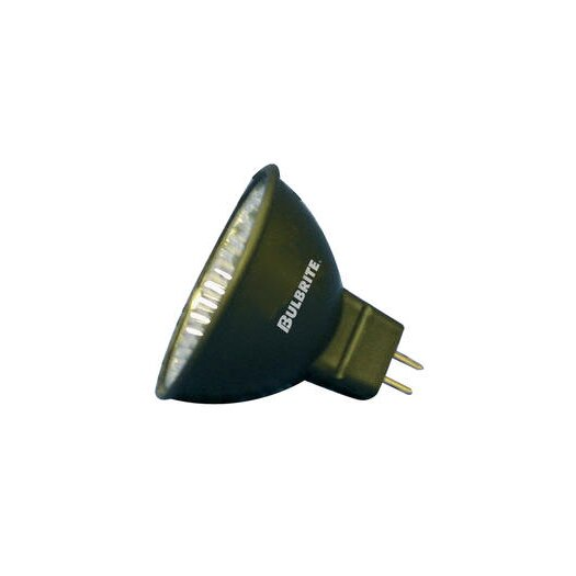 Bulbrite Industries Bi-Pin 50W Black 24-Volt Halogen Light Bulb