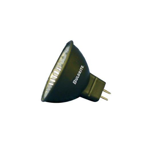 Bulbrite Industries Bi-Pin 50W Black 12-Volt Halogen Light Bulb