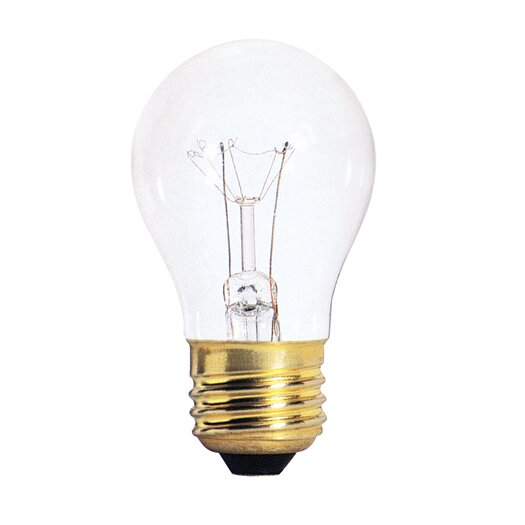 Bulbrite Industries 40W/60W 130-Volt (2700K) Incandescent Light Bulb