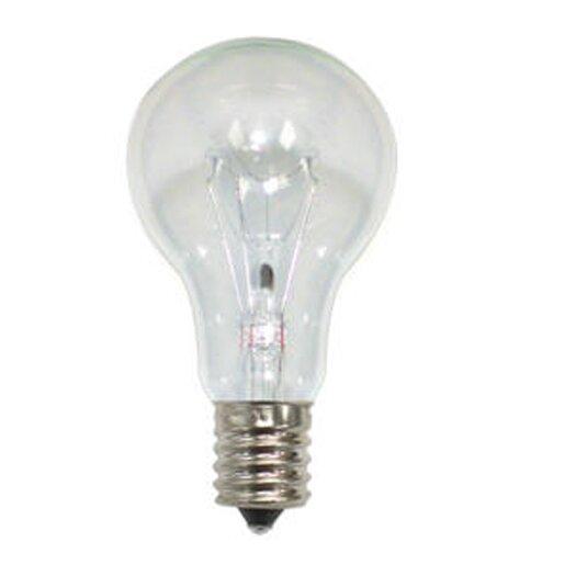 Bulbrite Industries 40W/60W 120-Volt/130-Volt (2700K) Incandescent A15 Fan Bulb