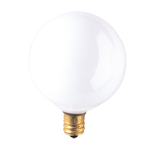 Bulbrite Industries Candelabra 15W Frosted 130-Volt (2300K) Incandescent Light Bulb