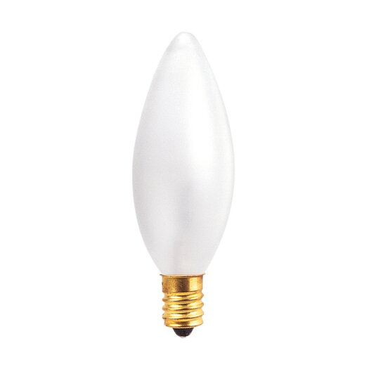 Bulbrite Industries European 40w Frosted 2600k Incandescent Light Bulb Allmodern