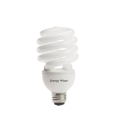 Bulbrite Industries 13/20/25W 120-Volt (2700K) Fluorescent Light Bulb