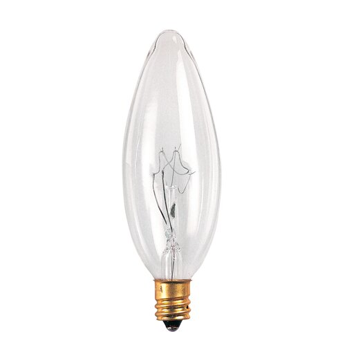 Bulbrite Industries European 60W 120-Volt (2600K) Incandescent Light Bulb (Pack of 2)