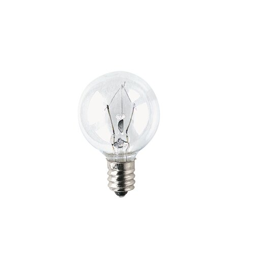 Bulbrite Industries Candelabra Light Bulb (Pack of 10)