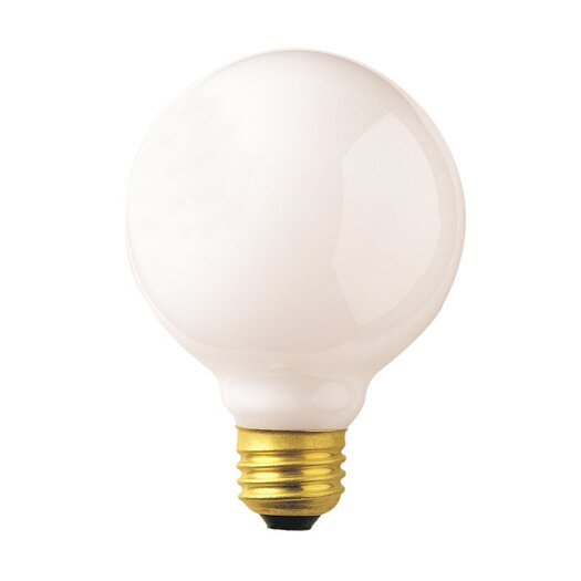 Bulbrite Industries 25W Frosted (2510K) Incandescent Light Bulb