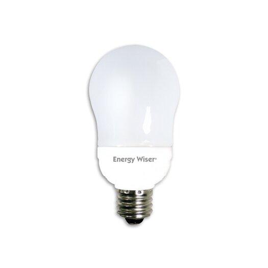 Bulbrite Industries 9W 120-Volt (2700K) Compact Fluorescent Light Bulb