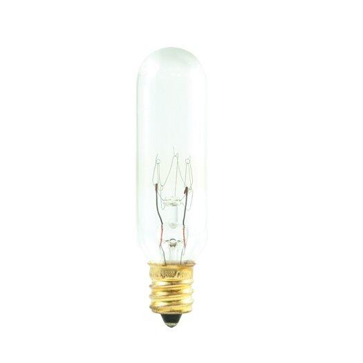 Bulbrite Industries Candelabra 15W 145-Volt (2700K) Incandescent Light Bulb