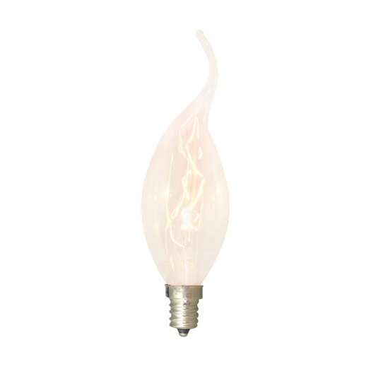 Bulbrite Industries Nostalgic Edison Amber 120-Volt Incandescent Light Bulb