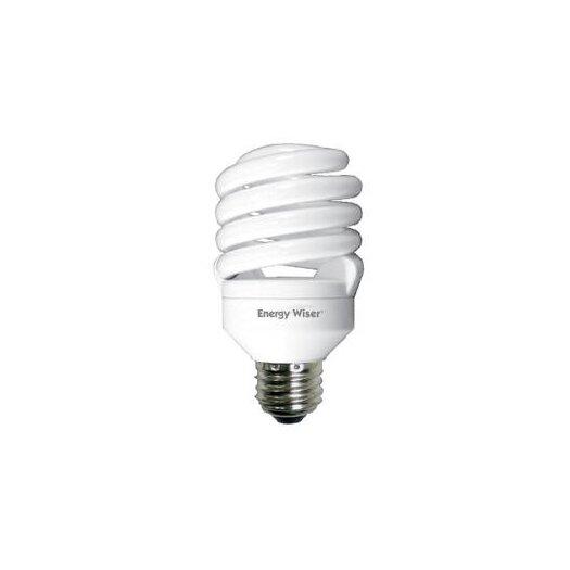 Bulbrite Industries Super Mini 18W 120-Volt (5000K) Compact Fluorescent Light Bulb
