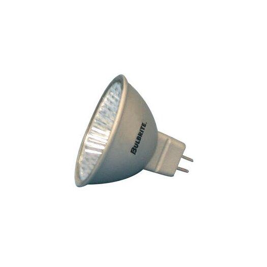 Bulbrite Industries Bi-Pin Silver 12-Volt Halogen Light Bulb