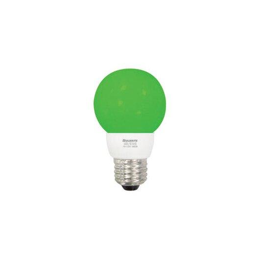 Bulbrite Industries LED Decorative G16 Globe Bulb
