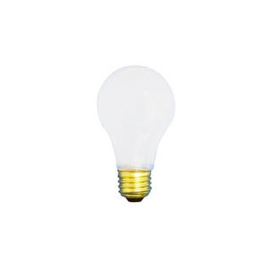 Bulbrite Industries 50W Frosted 12-Volt (2600K) Incandescent Light Bulb (Pack of 2)