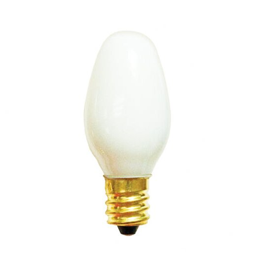 Bulbrite Industries C7 Christmas Light