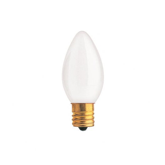 Bulbrite Industries Incandescent Replacement Night Light