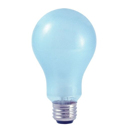 Bulbrite Industries 50W/100W/150W Neodymium 120-Volt (2700K) Incandescent Light Bulb