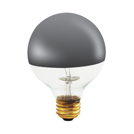Bulbrite Industries 100W Grey Incandescent Light Bulb