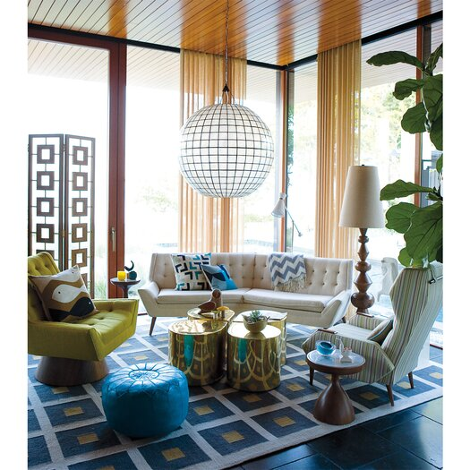 Jonathan Adler Buenos Aires Short End Table