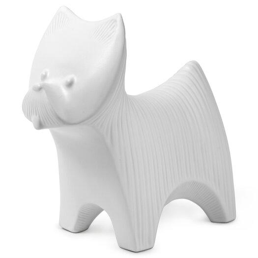 Jonathan Adler Menagerie Ceramic Terrier Figurine