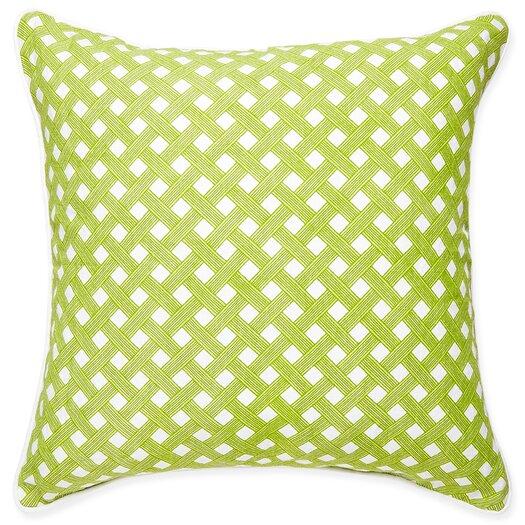 Mayfair Bobo Linen Throw Pillow (Set of 2)