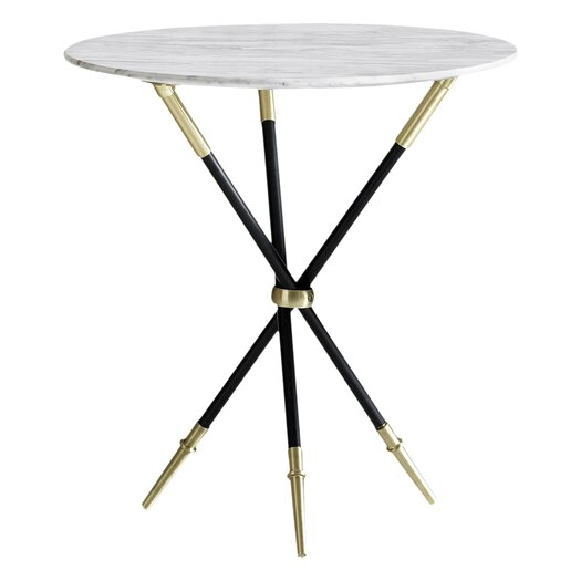 Rider Tripod End Table