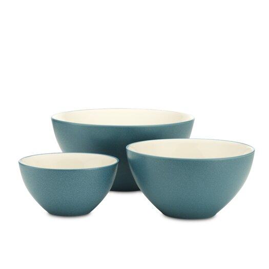 Noritake Colorwave 3 Piece Bowl Set